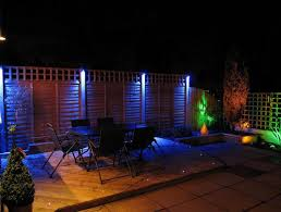 led outdoor lighting ideas. backyard blue and green led lights for patio lighting ideas full size led outdoor