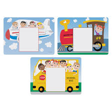 Amazon Com Hoffmaster 702085 Kids Menu Multipack Placemats