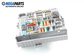 fuse box for bmw 1 e81 e82 e87 e88 2 0 d 150 hp hatchback 5 click on the image the view in full size