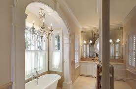 Mirror Wonderful Arched Mirrors Bathroom Radiance Tilt Double