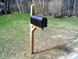 Unique Mailbox Posts Photos Gallery Of Smart Ideas For Old Mailbox