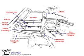 keen corvette parts diagrams 73 Corvette Wiring Diagram interior diagram for a 1979 corvette