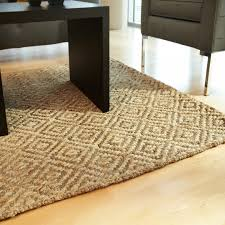 Jute Rug Living Room Awesome Chic Simple Living Room Decor With Interesting Furniture