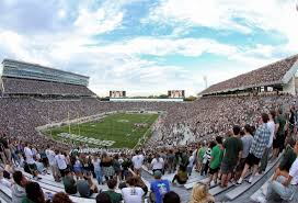Michigan State Planning Special Stadium Look For Season Opener