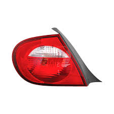 Dodge Neon Brake Light Amazon Com Replacement Driver Side Tail Light Fits Dodge