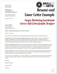 Fresh Resume And Cover Letter Example Target Marketing