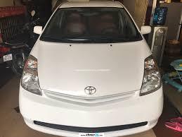 Toyota Prius 2004 half full option wite color tax paper in Phnom ...