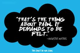 Quotes From The Fault In Our Stars Custom 48 Stirringly Beautiful Quotes From John Green's 'The Fault In Our