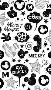 是大家最熟悉的迪士尼角色10款可愛感滿滿米奇手機桌布也有跟米妮的