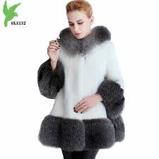 <b>New</b> Fashion Winter Women <b>Faux Fur Jacket Coats</b> Solid Color ...