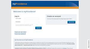Myprovidence Chart Access Myprovidence Healthtrioconnect Com Myprovidence