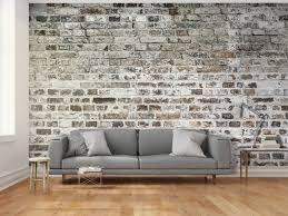 photo wallpaper old walls brick