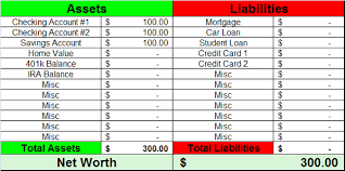 Excel Personal Finance Free Excel Personal Finance Spreadsheet Program Personal