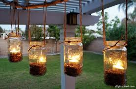 mason jar lighting diy. diy outdoor mason jar chandelier lighting diy