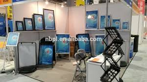 Free Standing Display Boards For Trade Shows Double sided free standing poster board out door poster clip 34
