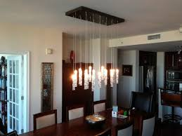 Contemporary Chandeliers For Dining Room Contemporary Dining Room - Best lighting for dining room