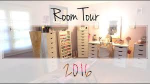beauty room tour 2016 blackat makeup
