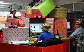 christmas decorations for office. Office Christmas Decoration Decorations For