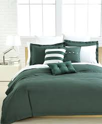 hunter green duvet cover sweetgalas