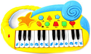 CHIMAERA Musical Fun Electronic Piano Keyboard for Kids with ...