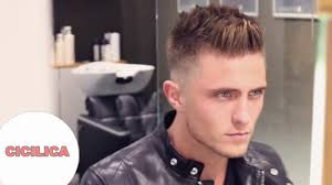 Mens Haircut 2017 New Short Hairstyle For Men Short Hairstyle
