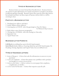 Headings For Business Letters Sample Essay Question
