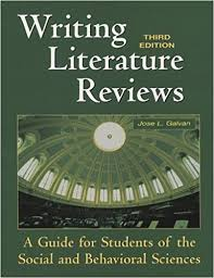 Writing literature reviews jose galvan