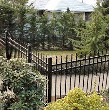 simple fence designs whole fence designs suppliers alibaba short wrought iron garden fence