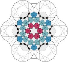 Islamic Geometric Patterns Delectable Introduction To Geometry Art Of Islamic Pattern