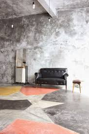 interior concrete wall finishes billingsblessingbags intended for proportions 736 x 1104