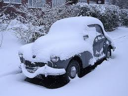 if you have no iontention of driving your vintage car in the winter months you could