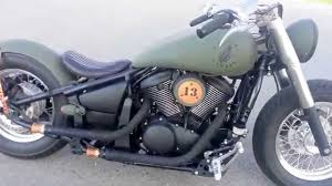 vulcan 900 bobber youtube
