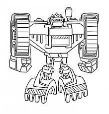chase police bot coloring pages for kids printable free rescue