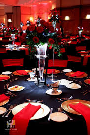 red and silver table decorations. Black And Red Table Decorations Decorating Of Party Silver L