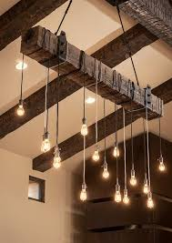 modern rustic lighting. Rustic Industrial Island Light House Definitely Describes Our Style Modern Lighting E