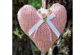 Knitted Heart Pattern Impressive Knitting Pattern Woman's Weekly Knitting Pattern