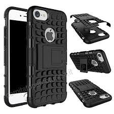 Custodia Cover Per Iphone 8 Ycloud Hard Pc Tpu Flessibile