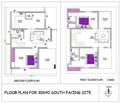 south facing house plans 19 30 40 floor plan 1 picture portrait astonishing for contemporary best