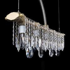 bryce linear chandelier by michael mchale designs chandeliers