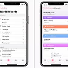 St Lukes Patients Can Get Medical Records On Apple Devices