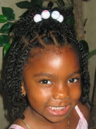 Pictures Of Kids Hairstyles African American Girls