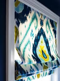 rely on roman shades