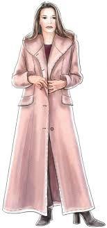 Long Coat Pattern