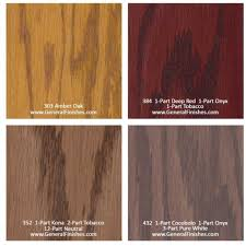 Wood Stain Comparison Chart Stylish Wood Floor Finish Satin Hardwood Flooring You Tube