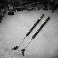 2 New Front Hood Lift Support Shock Strut Prop Rod Arm Damper ...