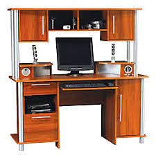 office depot computer table.  Depot Empire Computer Desk With Hutch And USB Hub 60 58 Inside Office Depot Table S