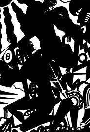 Aaron Douglas | Black and White