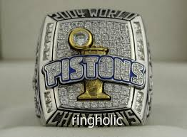 Pistons 2004 Detroit Basketball Ring Nba Championship|Why Can We Care A Lot About Andy Reid's Clock Management?