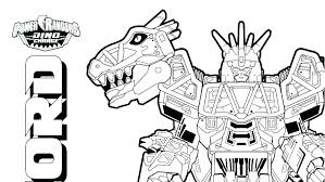 Coloring Pages Of Power Rangers Spd Mighty Morphin Megazord Original