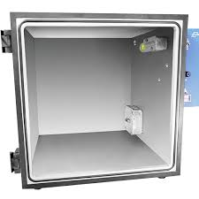 vacuum chambers vacuum chamber systems refurbished vacuum chambers this ideal vacuum refurbished vacuum chamber was manufactured by envax having model